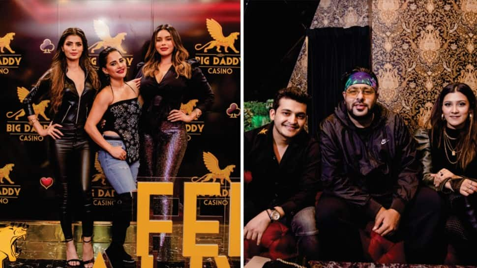 Goa Casino Big Daddy hosts India's biggest NYE 2021 party with Badshah and other celebrities