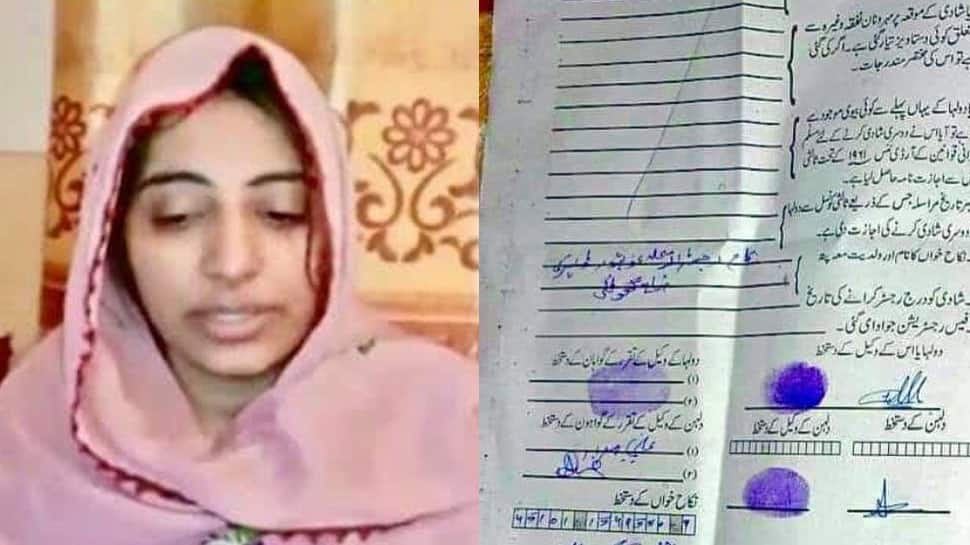 Atrocities on minorities continue in Imran Khan's Pakistan, two Hindu girls kidnapped, forcibly converted to Islam