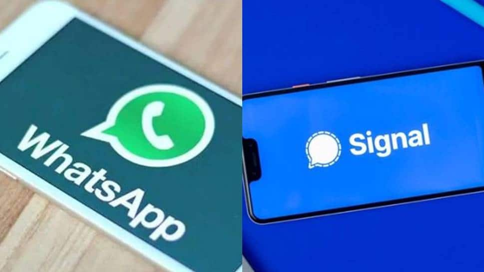 Signal app sees surge in new users, here's why this app is better than WhatsApp
