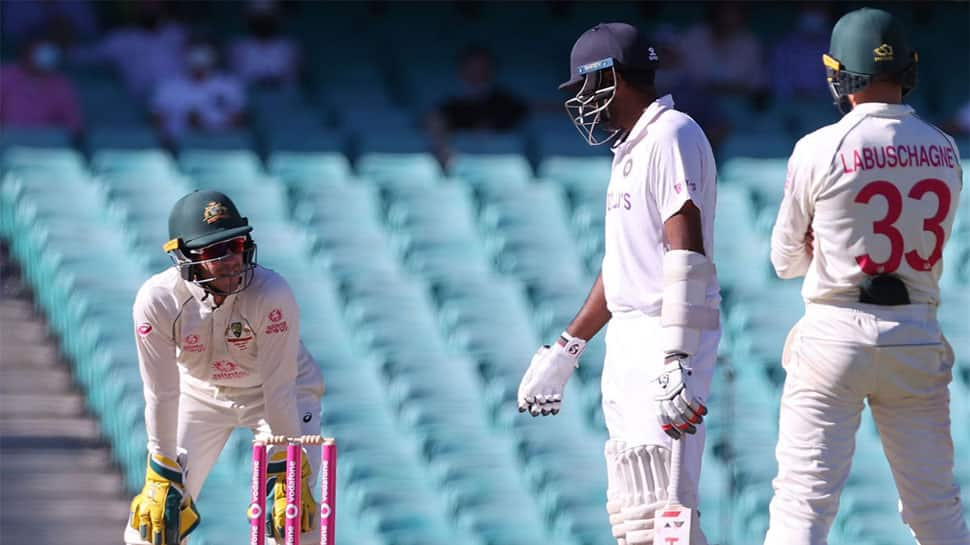 IND vs AUS 3rd Test: R Ashwin shuts down Tim Paine with epic banter, watch video