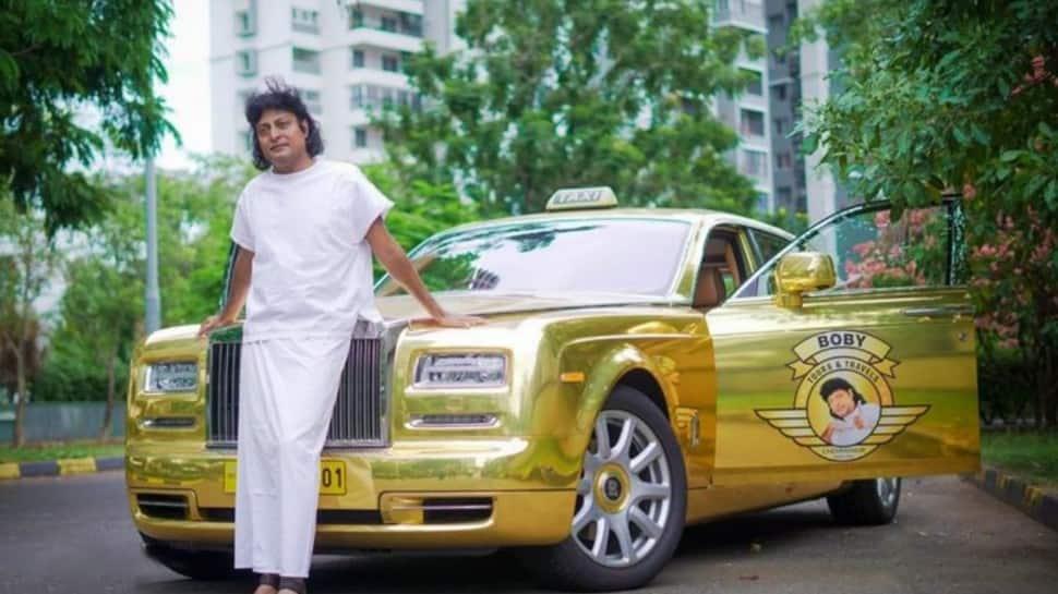 Kerala jeweller to bid for President Donald Trump's Rolls-Royce Phantom