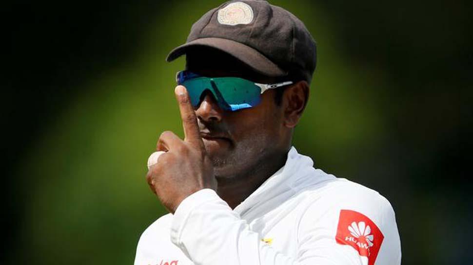 Angelo Mathews returns to Sri Lanka squad for home Test series against England