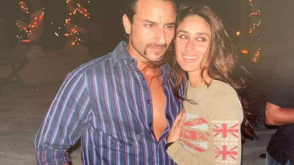 Mom-to-be Kareena Kapoor misses her waistline, shares throwback picture with Saif Ali Khan