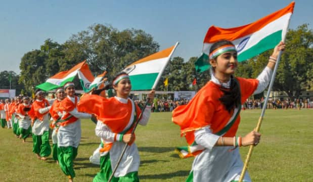 Republic Day 2021: Parade to feature 321 school children, 80 folk artists in cultural programme thumbnail