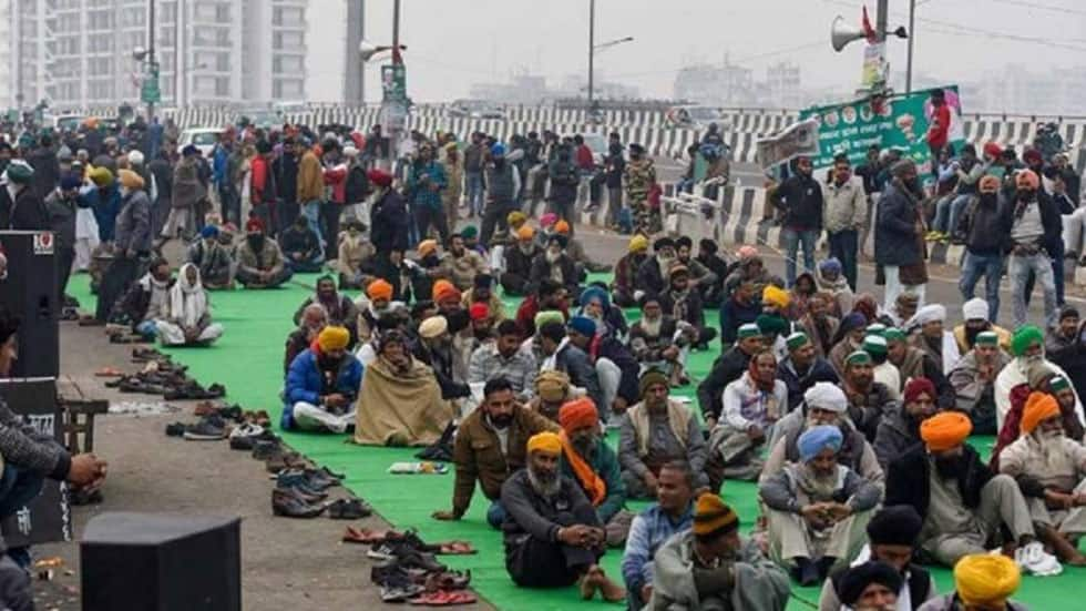 Protesting farmers, Centre to hold 9th round of talks today; BKU seeks support from SC panel
