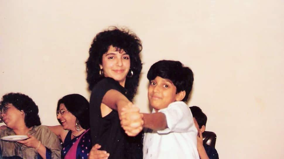Flashback Friday: When Farah Khan rocked her flashdance haircut while dancing with cousin Farhan Akhtar