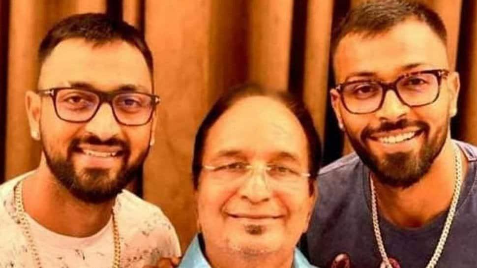 Hardik and Krunal Pandya's father passes away