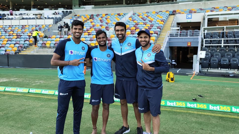 IND vs AUS: T Natarajan's epic reply to R Ashwin on facing Mitchell Starc leaves everyone in splits