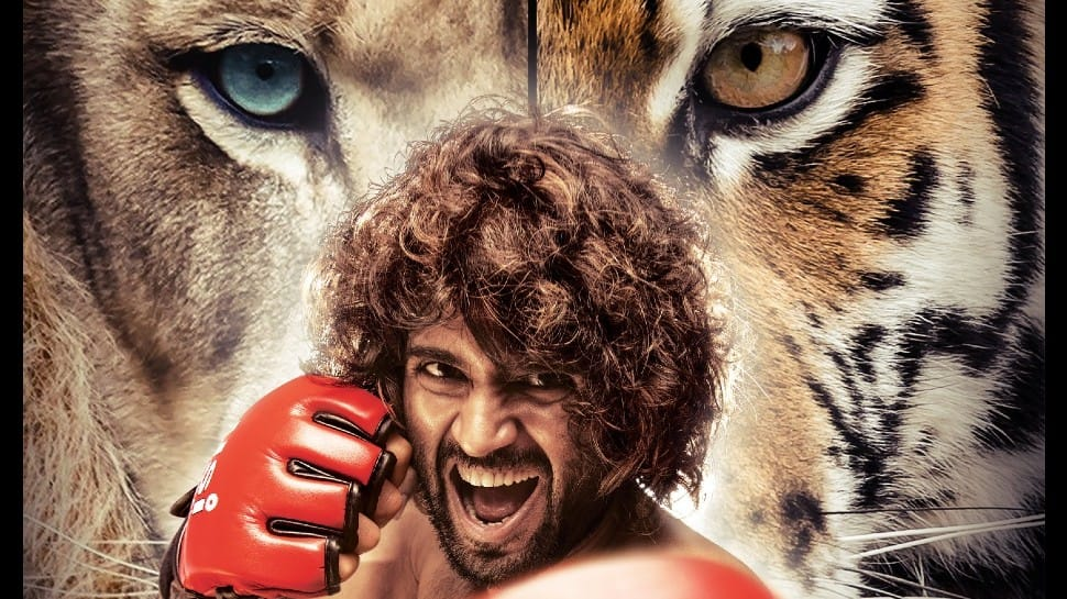 Vijay Deverakonda, Ananya Panday unveil first look poster of 'Liger', check it out