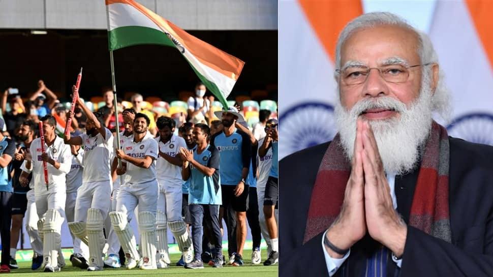 Overjoyed at success of Indian Cricket Team, says PM Narendra Modi after India retains Border-Gavaskar Trophy