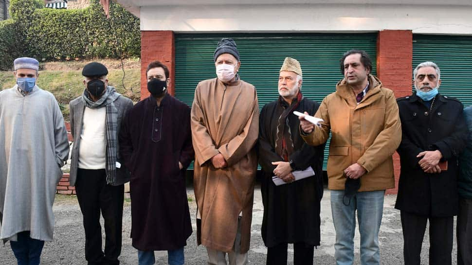 Gupkar alliance faces major setback as Sajad Lone quits, cites this shocking reason