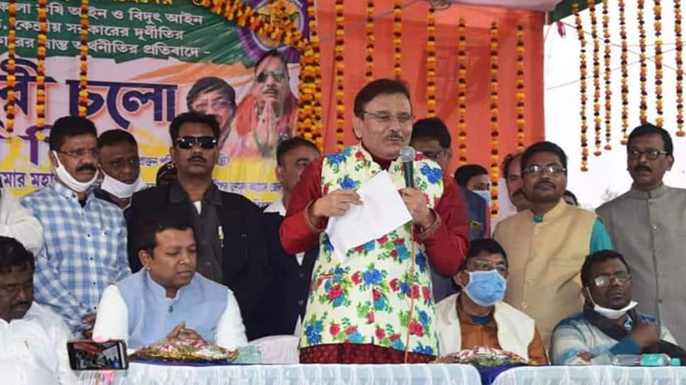 'Bengal mangoge toh cheer denge': TMC leader Madan Mitra issues open threat to BJP in Mamata Banerjee's state