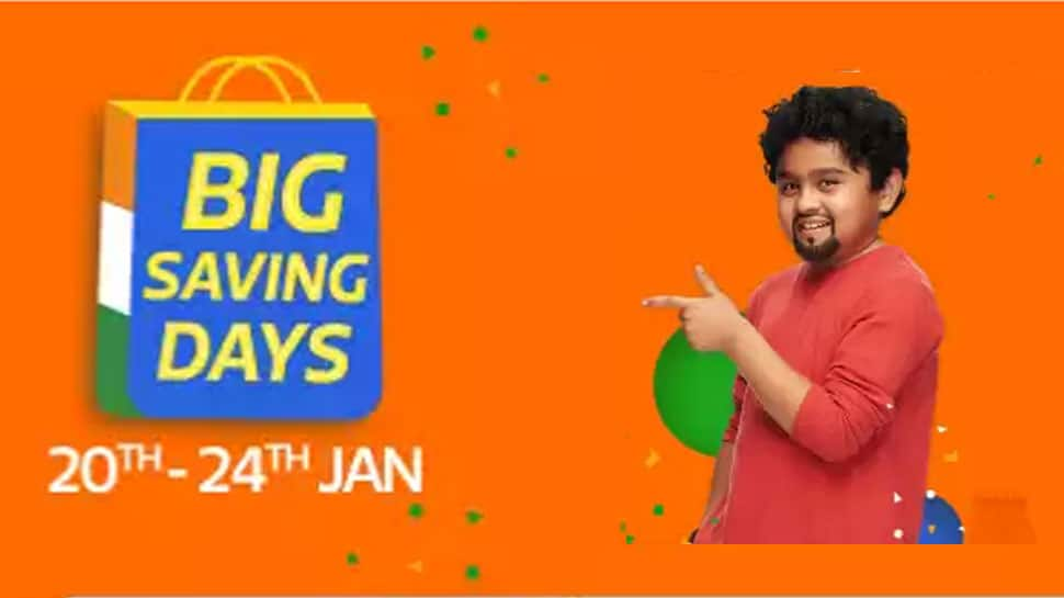 Flipkart Big Saving Days sale kicks off: These are top 5 smartphone deals