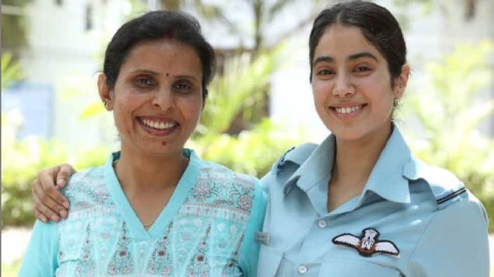 #ShauryaStories: 'Kargil Girl' Flight Lieutenant Gunjan Saxena - First woman to fly in a combat zone
