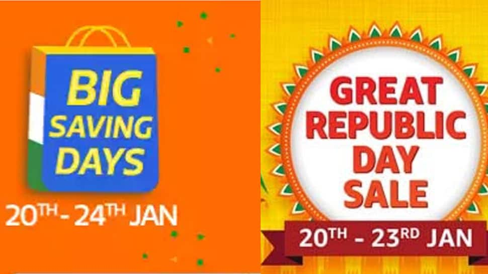 Flipkart Big Saving Days Vs Amazon Republic Day sale: Choices and options before you