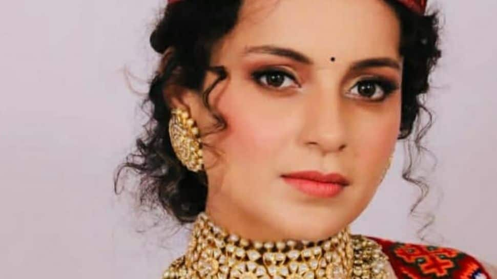 Kangana Ranaut claims her Twitter account temporarily restricted