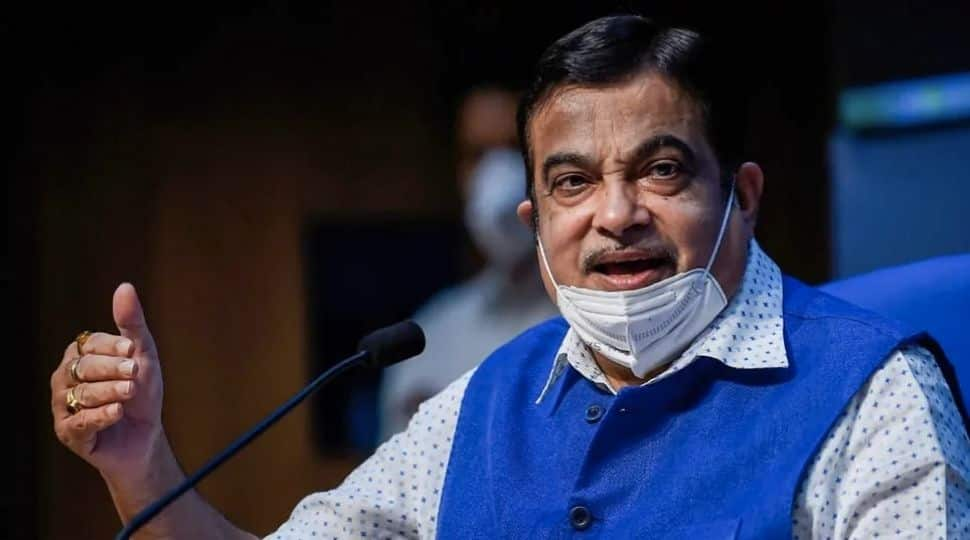 Union Minister Nitin Gadkari calls for reducing road accidents by half by 2025