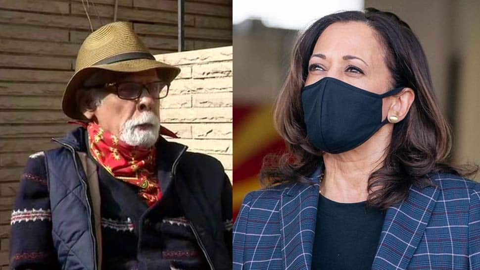 Kamala Harris' uncle has this message for her ahead of her swearing-in as US Vice President