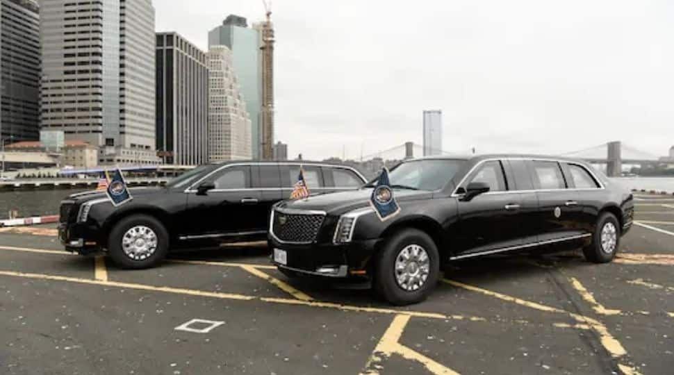 The Beast: Know everything about Joe Biden's ride; this Presidential Limousine is world's safest car