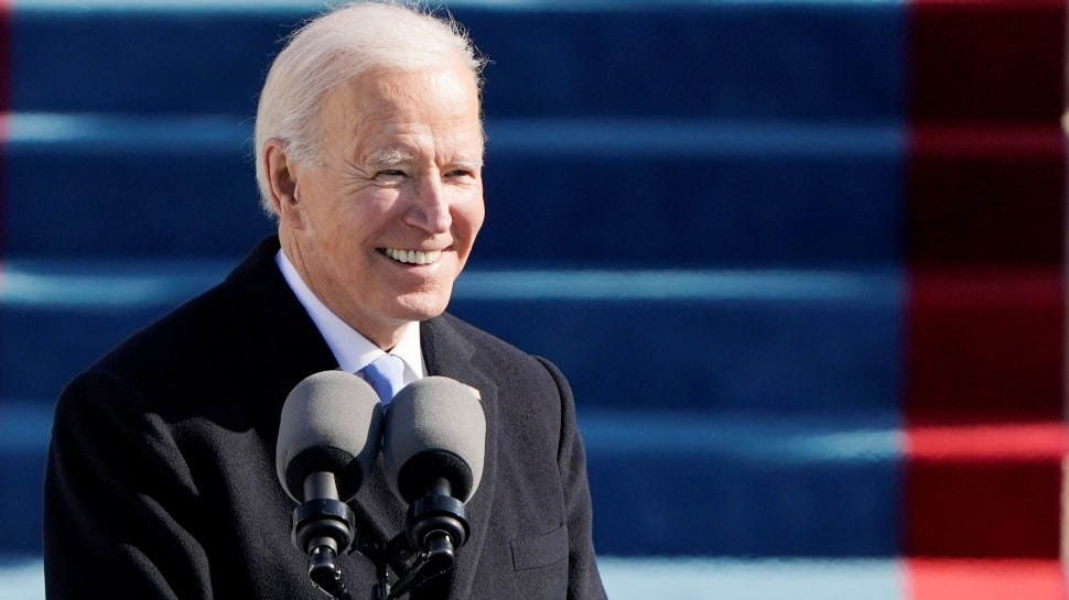 Democracy has prevailed, says 46th US President Joe Biden in his first speech