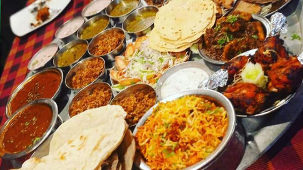 What's in this Indian Thaali? Eat to win a Royal Enfield worth Rs 1.65 lakh