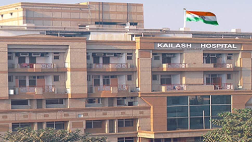 Bomb threat in Noida hospital, search operation going on; police suspect hoax call