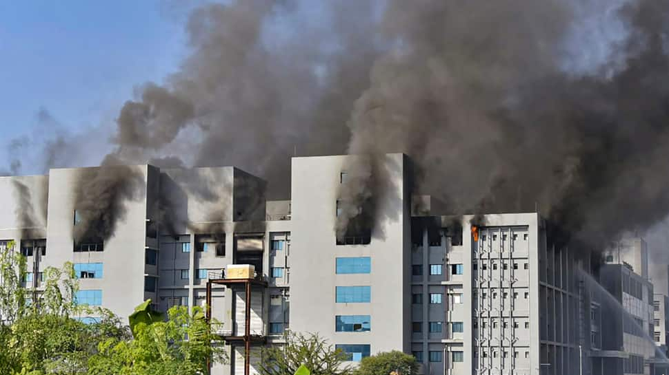 Serum Institute of India fire: Five charred bodies recovered from building, says Pune mayor; Covishield facility not affected