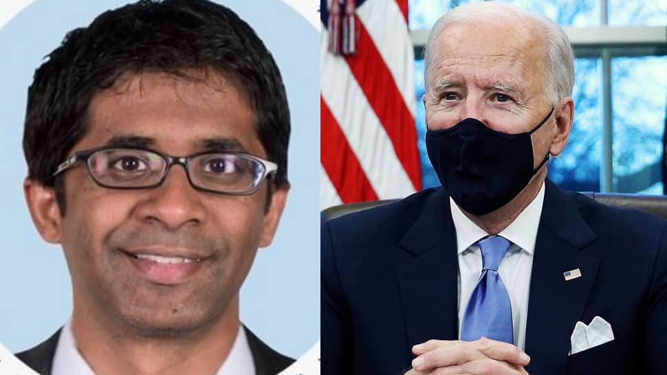 Indian-American man behind US President Joe Biden's speeches; meet Vinay Reddy with Telangana roots