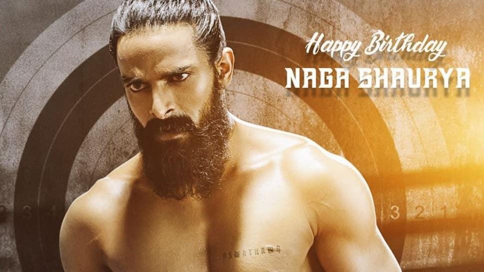 नागा शौर्य ने अपने जन्मदिन पर: आगामी फिल्म 'लक्ष्य' का टीज़र शेयर किया