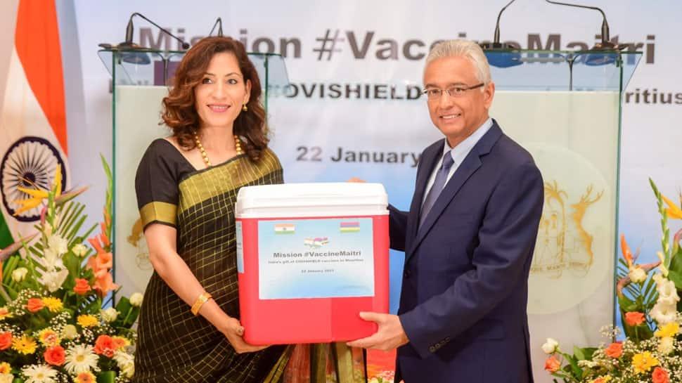 India's 'Sanjeevani' Covid-19 vaccine supply reaches Brazil,  7 countries in neighbourhood