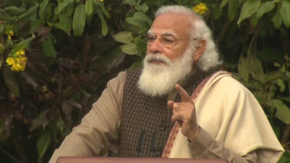 Republic Day Parade is tribute to India's great socio-cultural heritage: PM Narendra Modi