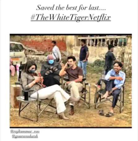 பிரியங்கா சோப்ராவால் போக்கை எதிர்க்க முடியவில்லை