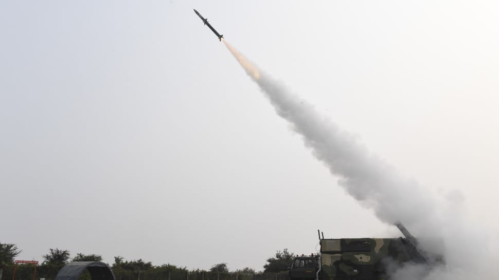 DRDO conducts successful maiden test launch of Akash-NG Missile