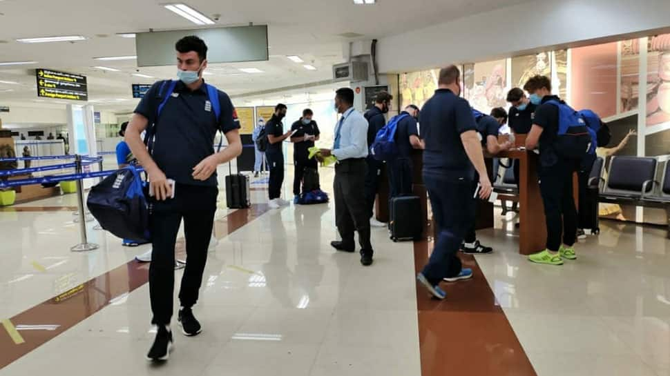 IND vs ENG: Joe Root and co. land in Chennai for upcoming Test series against India