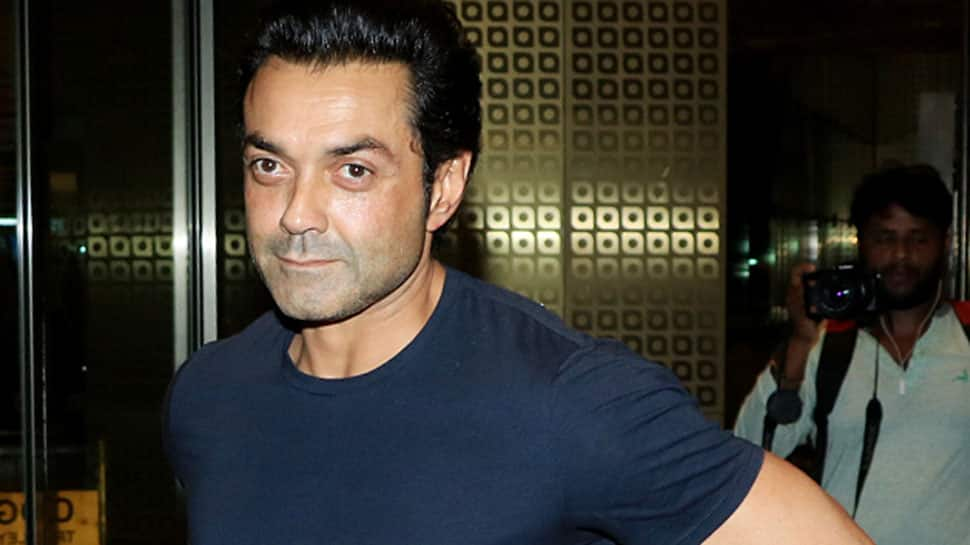 'Glad that streaming platforms exist', says Bobby Deol