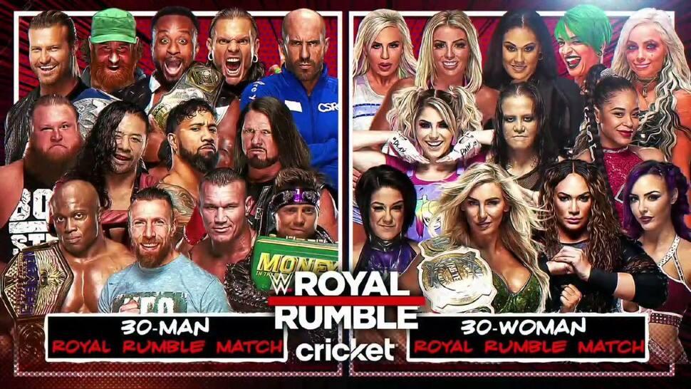 Royal Rumble 2021 Live Stream Free
