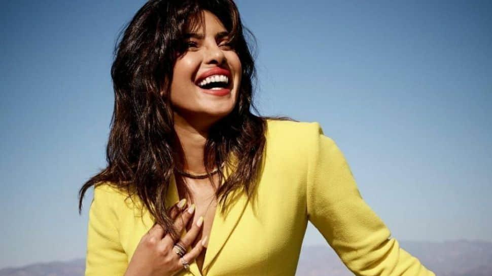 Priyanka Chopra launches sustainable haircare brand ANOMALY
