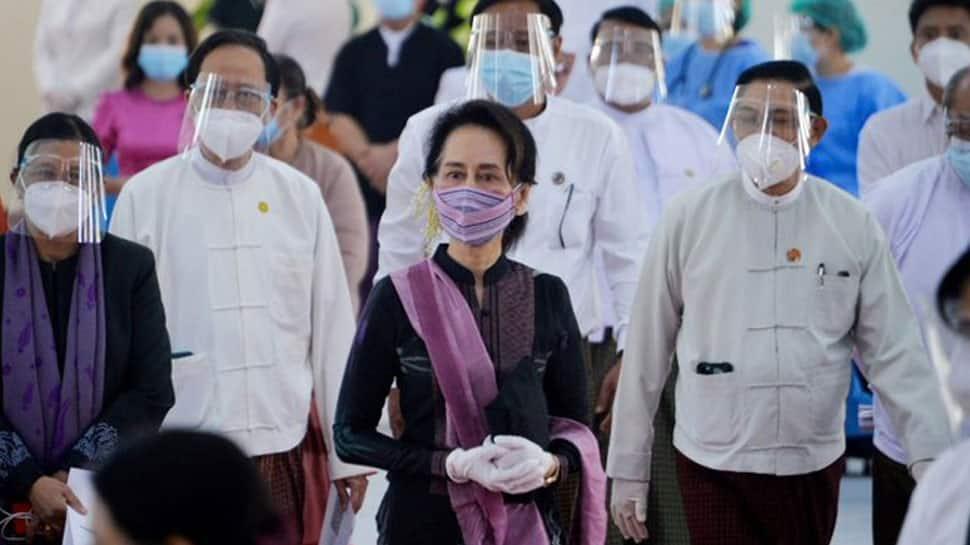Aung San Suu Kyi, top leaders arrested amid coup fears; emergency declared in Myanmar