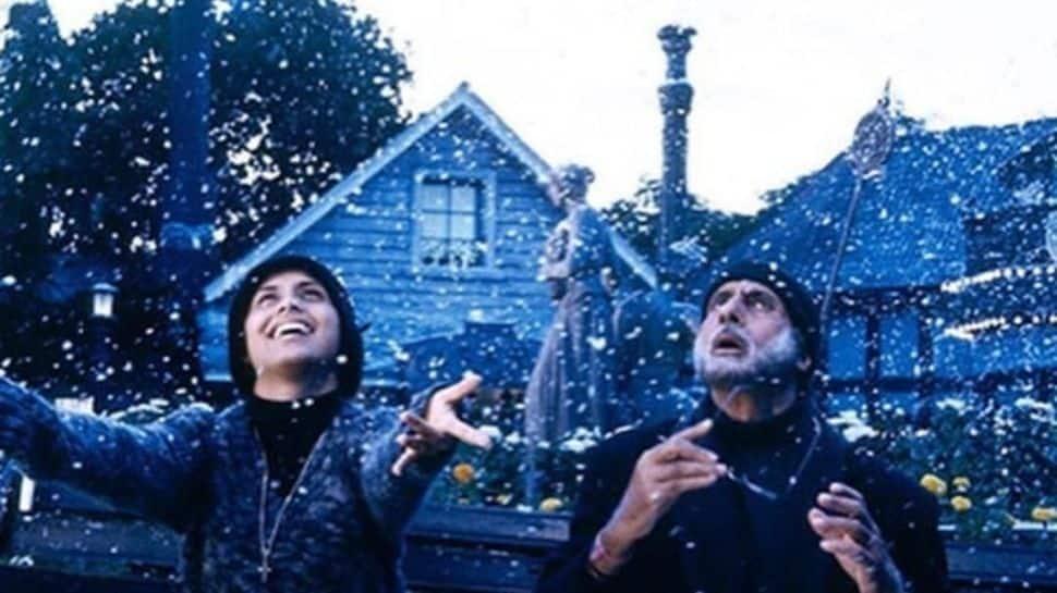 Amitabh Bachchan says 'movie way ahead of its time' as Rani Mukerji co-starrer Black clocks 16 years