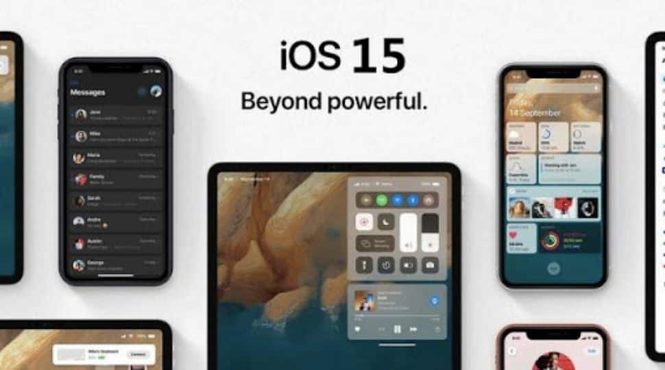 Apple will not provide iOS15 update to these models, Check your status here