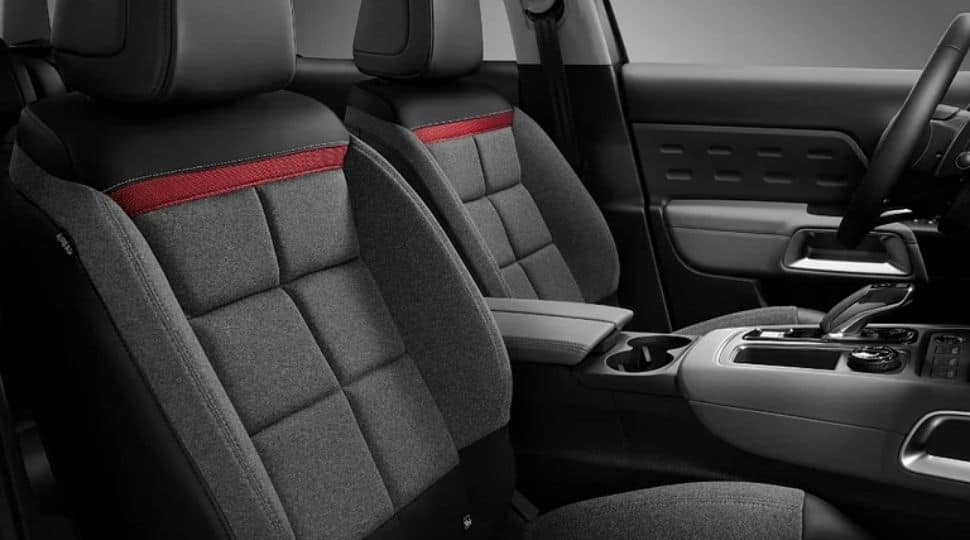 Citroen C5 Aircross gets a powered driver seat with multiple adjustable options. The driver as well as the front passenger seats get cooling functions.