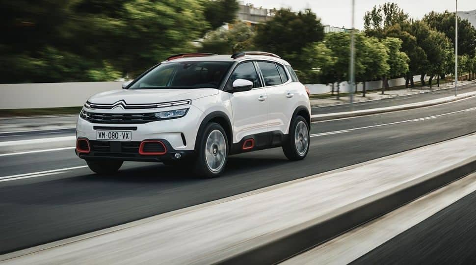 C5 Aircross is a premium segment SUV and will be priced around Rs. 28 lakh in India.