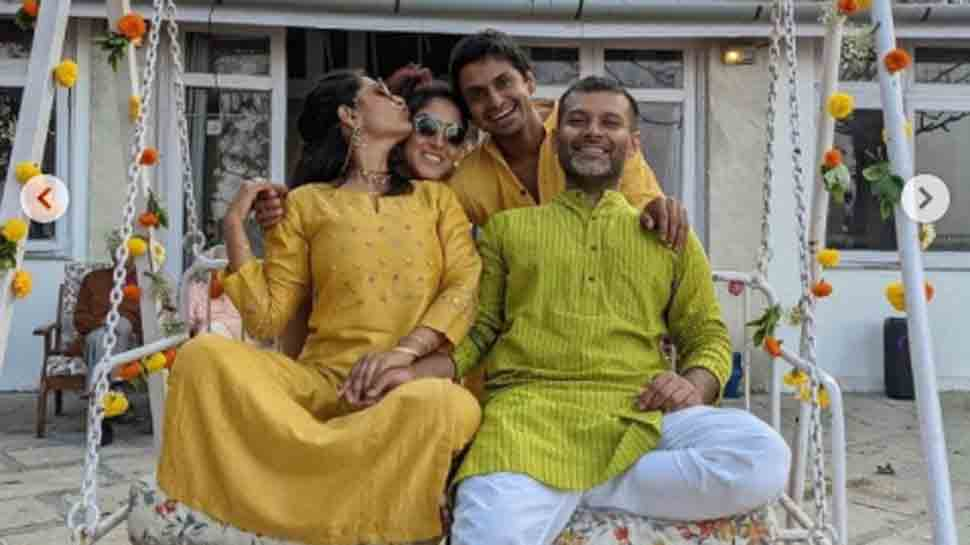 Aamir Khan's daughter Ira Khan shares pics from cousin Zayn Marie's wedding, poses with rumoured boyfriend Nupur Shikhare