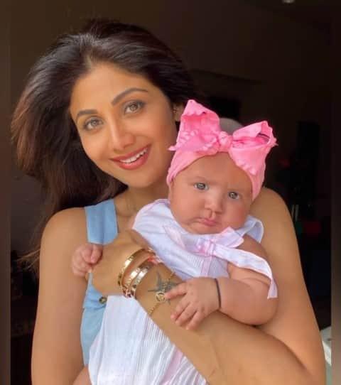 Samisha Shetty is a mamma's girl