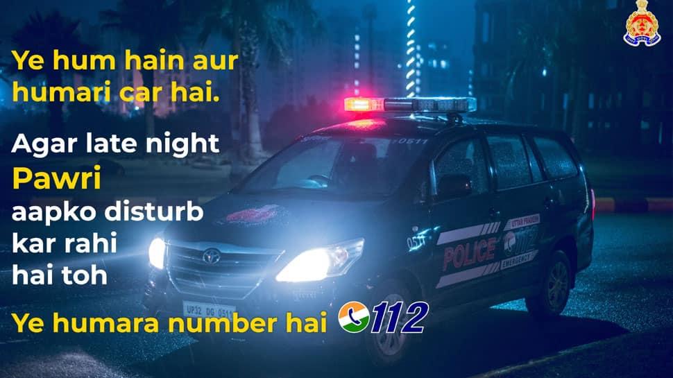 `Ye hum hain, ye hamari car hai`, UP police creates meme based on Pakistan`s new `pawri` girl Dananeer - Zee News