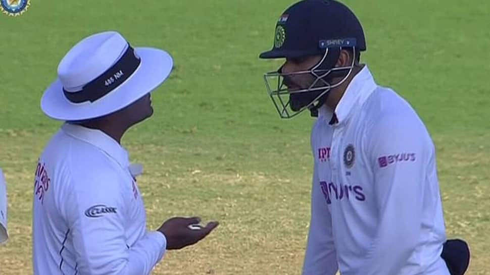 IND vs ENG: Virat Kohli could face one-match suspension after ugly spat with umpire