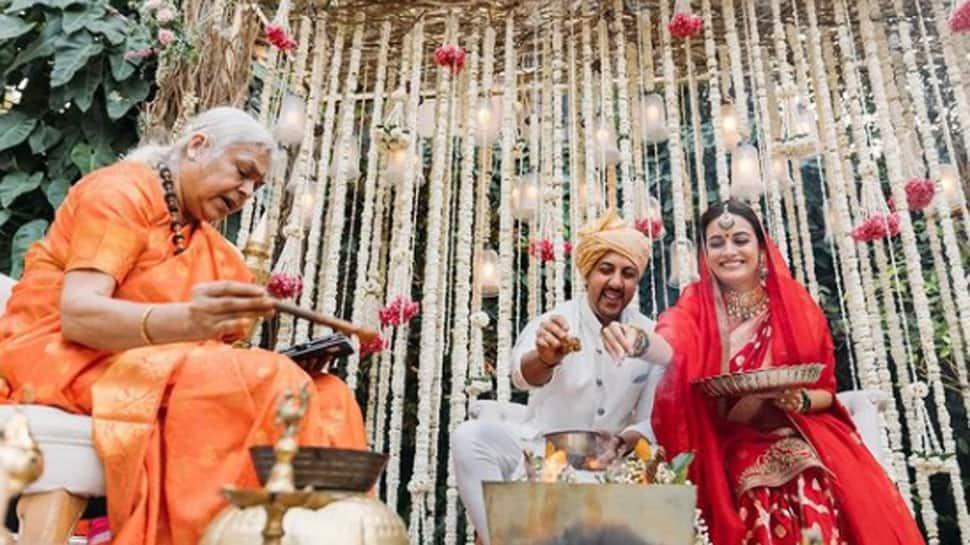 Newlyweds Dia Mirza and hubby Vaibhav Rekhi said 'NO to Kanyadaan and Bidaai', actress reveals why!