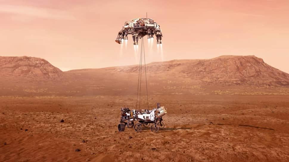 NASA's astrobiology rover Perseverance makes historic Mars landing: See first pics