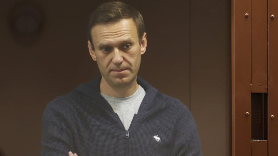 Moscow court rejects Kremlin critic Alexei Navalny's appeal against jail term