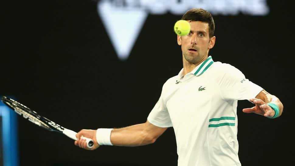 Ruthless Novak Djokovic breezes past Daniil Medvedev to win ninth Australian Open